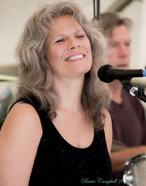 Debbie MacGougan singer and wife of Scott MacGougan of the TwoMacs